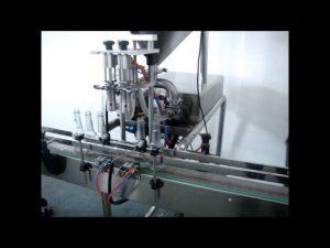 automatyczna automatyczna napełniarka do ręcznych podwójnych głowic na sprzedaż