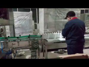 maszyna do napełniania linii do butelek z żelem do mydła do rąk