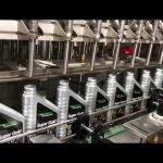 w pełni automatyczna linia urządzeń do napełniania olejem smarowym tłokowym