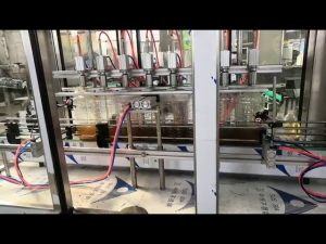 automatyczna maszyna do napełniania olejem silnikowym