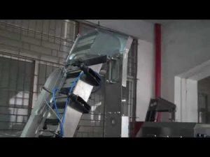 w pełni automatyczna serwo obrotowa maszyna do zamykania butelek z plastikową zakrętką
