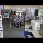 automatyczna maszyna do zamykania tubek z tworzywa sztucznego do kremowej pasty do zębów