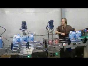 automatyczna antykorozyjna linia do czyszczenia płynów do dezynfekcji i czyszczenia toalet