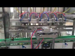 automatyczna maszyna do napełniania płynów do smażenia oleju, miodu, dżemu, szamponu