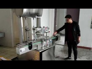 kosmetyczna maszyna do napełniania, automatyczna maszyna do napełniania mydła w płynie z pastą tłokową