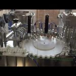 obrotowa maszyna zamykająca o wysokiej dokładności do przemysłu spożywczego, sosów i kosmetyków