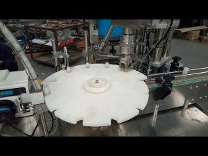 gorąca sprzedaż w pełni automatyczna 10 ml 20 ml 25 ml probówki napełniające maszynę pakującą do zamykania