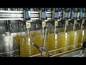automatyczna maszyna do napełniania oleju smarowego pompy perystaltycznej