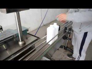 ekonomiczna automatyczna maszyna do napełniania butelek olejem tłokowym
