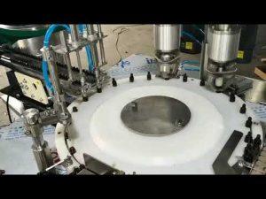w pełni automatyczna maszyna do napełniania olejków eterycznych o małej objętości