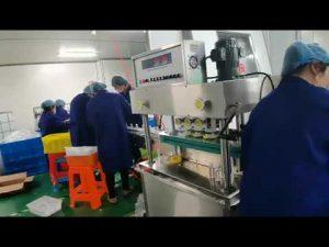 obrotowa maszyna do napełniania i zamykania