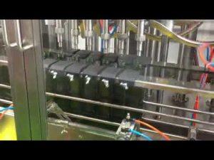 producenci automatycznych maszyn do napełniania olejem gorczycowym tłokowym