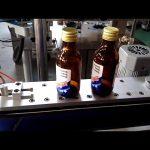 samoprzylepna naklejka automatyczna maszyna do etykietowania okrągłych butelek
