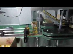 w pełni automatyczna maszyna do napełniania olejem silnikowym typu liniowego