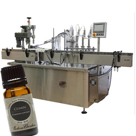 Automatyczna maszyna do butelkowania syropu