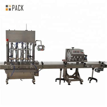 Dezynfekuj żelową maszynę do napełniania