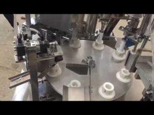automatyczna miękka pasta z tworzywa sztucznego, maść, pasta do zębów, maszyna do zamykania tubek