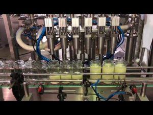 automatyczna maszyna do napełniania olejem jadalnym na gorąco