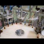 automatyczna maszyna do zamykania zatyczek napełniających butelki o pojemności 10 ml