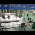 maszyna do napełniania butelek z detergentem do prania, linia do produkcji płynnych detergentów do prania