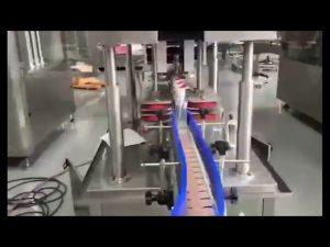 automatyczny żel do mycia rąk odkażarka do napełniania tłoków