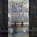 wolumetryczna maszyna do napełniania butelek dla zwierząt domowych z płynnym olejem jadalnym