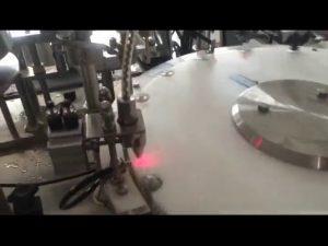 automatyczna maszyna do napełniania butelek mini polski lakier do paznokci 30-50 bpm