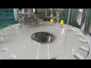 maszyna do napełniania i zamykania keczupu