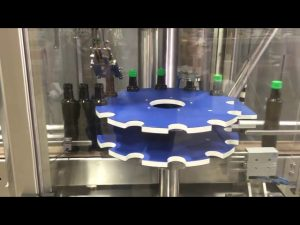 ropp aluminiowa zakrętka automatyczna zakrętka do szklanej butelki