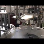 automatyczna maszyna do zaślepiania i zamykania butelek z płynem