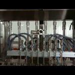 fabryka sprzedaż bezpośrednia liniowy tłokowy płynny sos przyprawy napełnianie butelek maszyna do zamykania