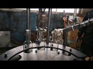 komercyjna automatyczna aluminiowa maszyna do zamykania i zamykania nakrętek ropp