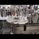 kosmetyczna maszyna do napełniania plastikowych butelek medycznych