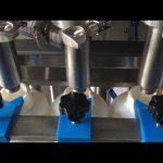 w pełni automatyczna szampon tłokowa cena maszyny do napełniania butelek
