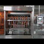 w pełni automatyczna maszyna do napełniania serów sosów pomidorowych