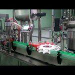 Automatyczna maszyna do napełniania i zamykania 4 głowic