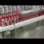 automatyczna napełniarka do antykorozyjnego i antyseptycznego wybielacza