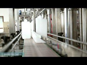 w pełni automatyczna maszyna do etykietowania z wlewem oleju smarowego