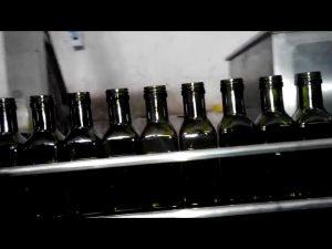 w pełni automatyczny liniowy 6 dysz do napełniania butelek z olejem z oliwek