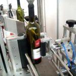 szybka dwustronna i okrągła automatyczna maszyna do etykietowania butelek