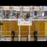olej palmowy, olej sojowy, maszyna do napełniania olejem kuchennym