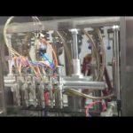automatyczna maszyna do napełniania szklanych butelek oliwy z oliwek