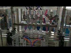automatyczna ręczna maszyna do napełniania detergentów alkoholowych
