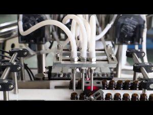 120 ml maszyna do napełniania i zamykania oliwy z oliwek