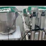 15 ml 30 ml kropli do oczu, maszyna do napełniania butelek z zakraplaczem do szklanych butelek oleju cbd