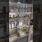 automatyczna maszyna do napełniania butelek perfum, maszyna do napełniania płynów z ceną