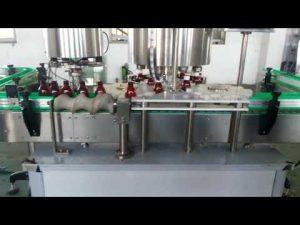 w pełni automatyczna aluminiowa maszyna do zamykania pokrywek