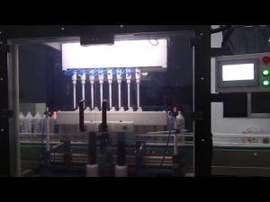 maszyna do napełniania płynów toaletowych