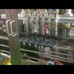 plc control automat do napełniania oliwek z tłokiem