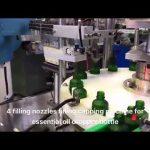 maszyna do napełniania olejków cbd z kroplomierzem